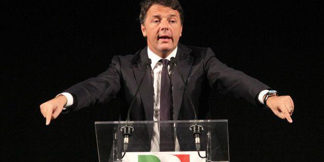 Avanti e indietro di Renzi, coalizione, inclusione, ma di cosa parla il