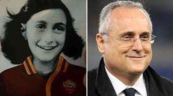 Lazio deferita dalla Figc per la foto di Anna Frank romanista. Proposta l'archiviazione per
