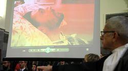 Il video dell'agonia di dj Fabo mostrato in aula. Si commuove anche la