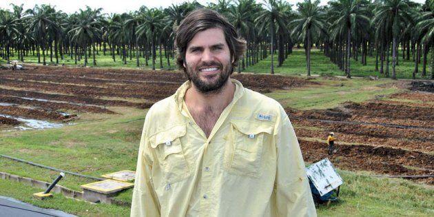 Felipe Guerrero, direttore del settore sostenibilità dell'azienda