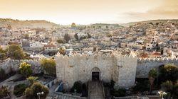 Gerusalemme indivisibile. La guerra di pietra e