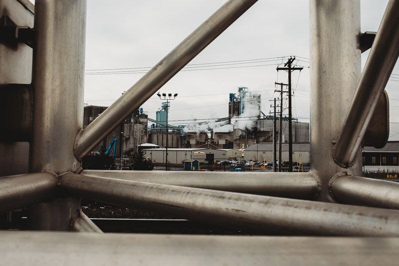 The Port of Vancouver, Washington, was the intended site of a huge oil terminal.