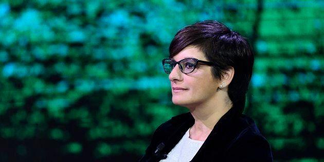19/11/2017, Milano, trasmissione televisiva Che tempo che fa. Nella foto Sandra