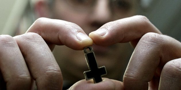 La Chiesa di Satana accusa i cristiani di