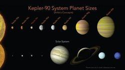 Scoperto un nuovo sistema solare formato da 8 pianeti: l'annuncio della