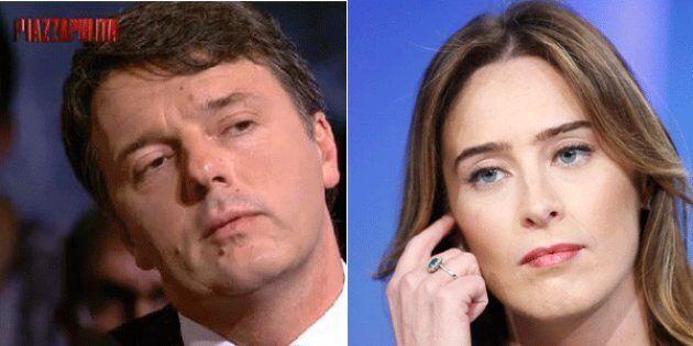 Boschi, Renzi: fianco a fianco nell'agone