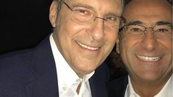 Fabrizio Frizzi torna all'Eredità. Carlo Conti: