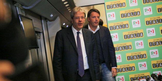 E Gentiloni si smarca dalla campagna elettorale di Renzi: