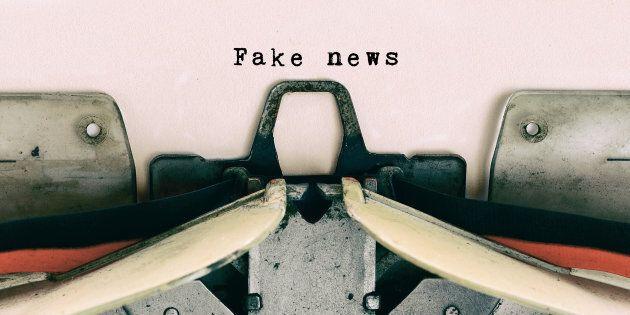 Le fake news sono davvero artiglieria