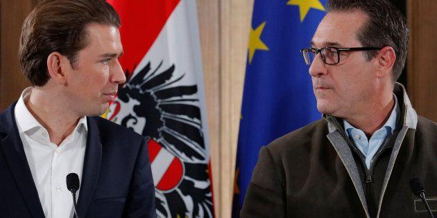 Governo nero-blu in Austria, all'ultradestra vanno Esteri, Interno e