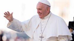 Il Papa rimette il malato al
