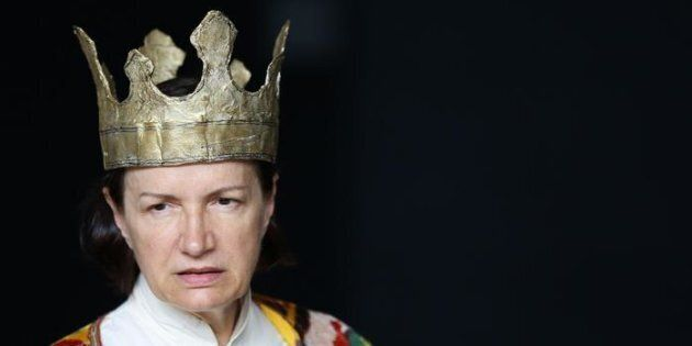 Riccardo II, uno Shakespeare al femminile. Capolavoro di regia di Peter