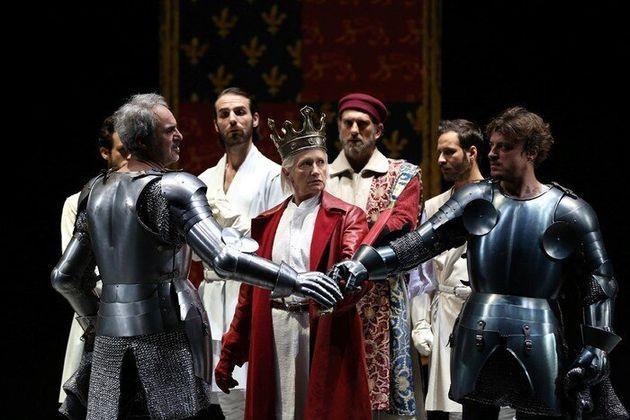 Teatro petruzzelli Bari, Maddalena � Riccardo
