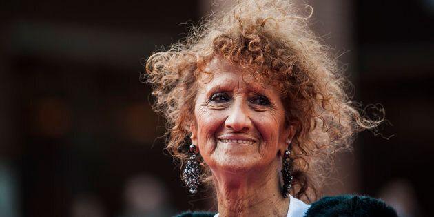 23/10/2015 Roma, Festa del Cinema di Roma, red carpet di tributo ai film di Fantozzi. Nella foto Anna