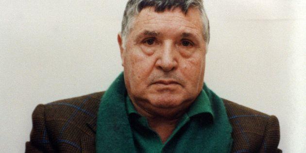 Il boss della mafia Toto' Riina