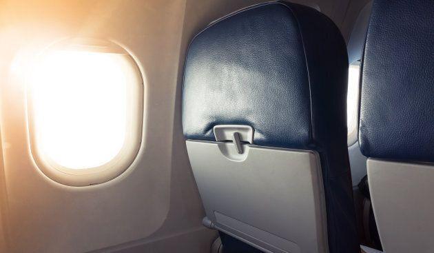 I 5 posti più sporchi di un aereo non sono quelli che