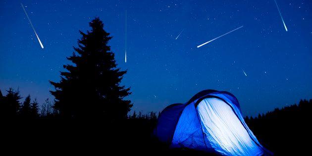 Programma del weekend? Alzare gli occhi al cielo e ammirare le stelle cadenti: ce ne saranno 20