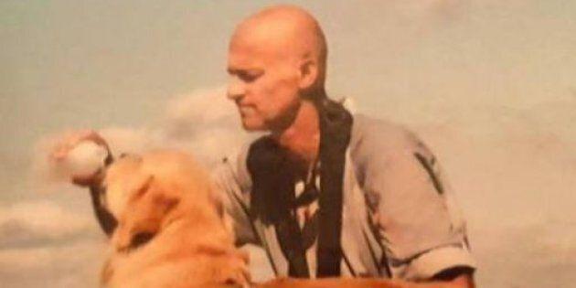 Escursionista muore cadendo in un dirupo. Il cane Leon veglia sul corpo fino all'arrivo dei