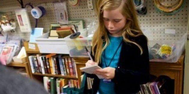 Questa giornalista di 11 anni è la migliore in circolazione (e ha scoperto un giro di
