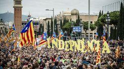 Il giovedì catalano che parla anche