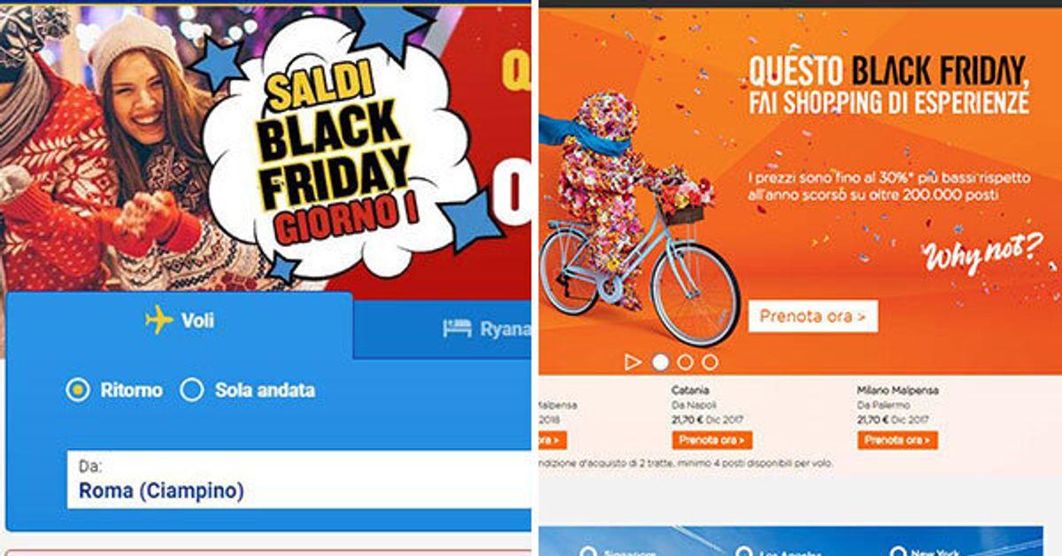 4a15c7f9d7 Black Friday 2017: 11 siti dove comprare a prezzi stracciati | L'HuffPost