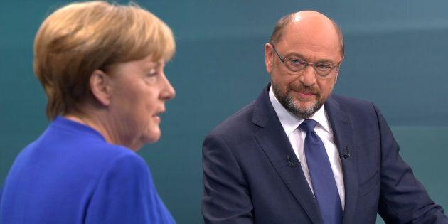 L'Spd di Martin Schulz dice no alla Grande coalizione bis con Angela Merkel. La Cancelliera:
