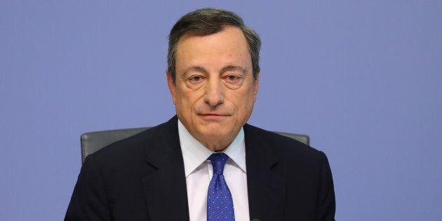 Mario Draghi spegne gli entusiasmi: