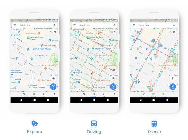 Google Maps, l'app cambia alcune funzioni: più facile trovare negozi e luoghi di