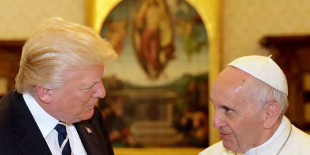 Gerusalemme, Donald Trump trasforma in quaresima l'Avvento di Papa