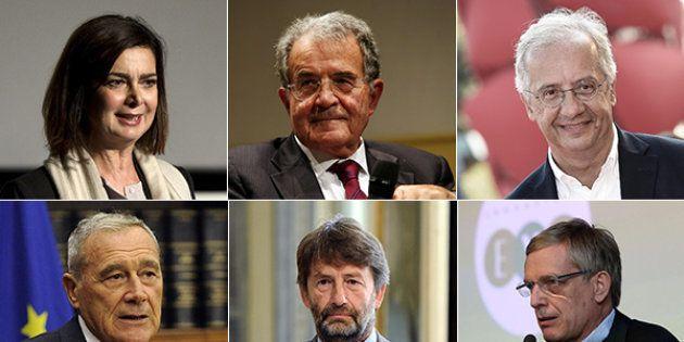 Il centrosinistra sulla Nuvola. Da Prodi a Veltroni, da Cuperlo a Grasso, politica protagonista di
