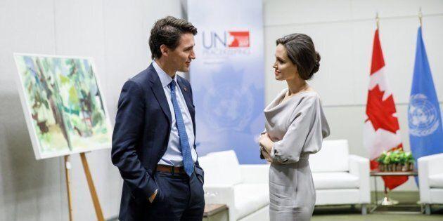 Non solo Angelina Jolie, tutte le donne che hanno subito il fascino di Justin
