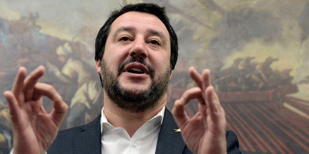 Matteo Salvini dice no a un governo guidato da Di