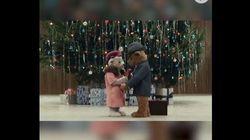 L'aeroporto di Londra ha appena pubblicato lo spot di Natale e non riuscirete a smettere di