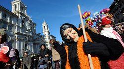 Festa della Befana a Roma: con il bando dei 5 stelle i Tredicine si riprendono piazza Navona per nove
