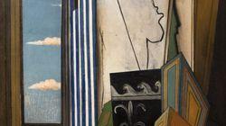 Rubato quadro de Chirico di valore inestimabile dal Museo