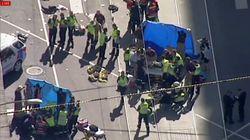 Auto contro passanti nel centro di Melbourne, 14
