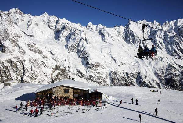 Courmayeur stagione sciistica 2017/2018 +++ Credits Gughi Fassino