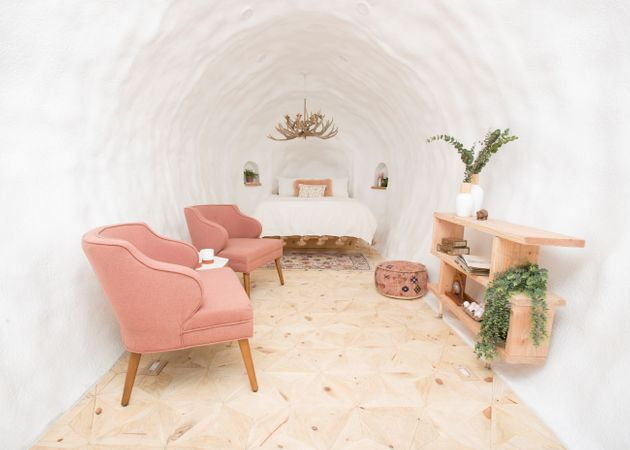 Airbnb για νηστεία: Βρέθηκε το πρώτο ξενοδοχείο πατάτα και το εσωτερικό του είναι