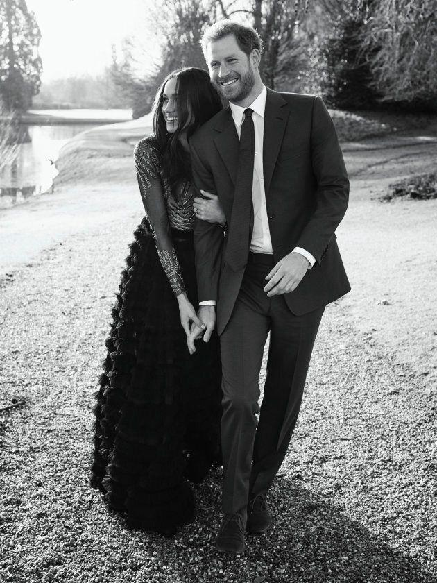 Con queste foto Meghan Markle ha dimostrato (ancora una volta) di essere l'opposto di Kate