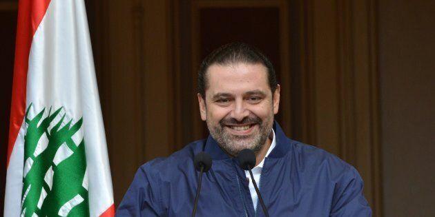 Saad Hariri premier