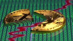 Bitcoin in picchiata, -30% in un giorno sotto quota 11 mila