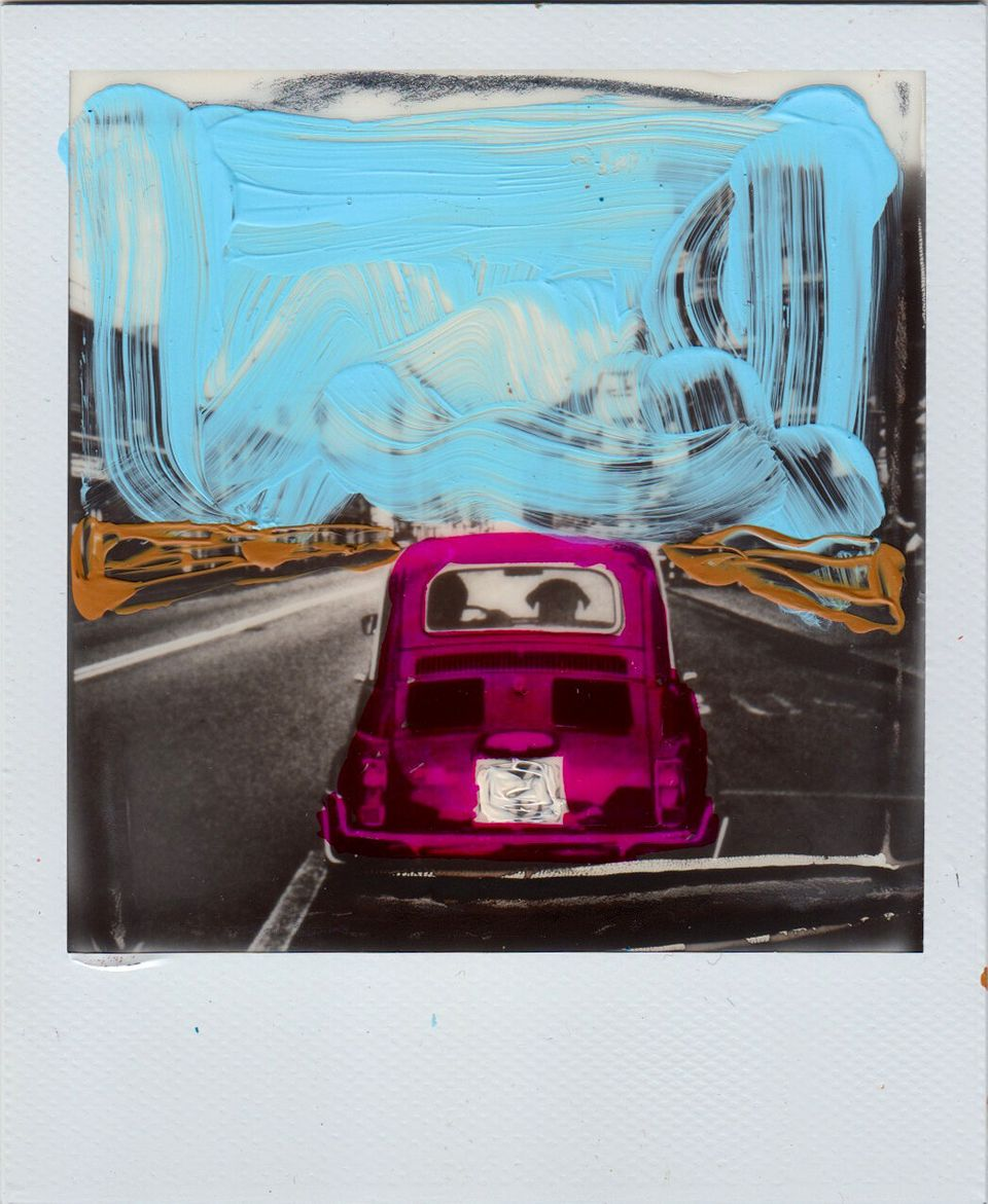 Matteo Ballostro - Polaroid Express (Secondo