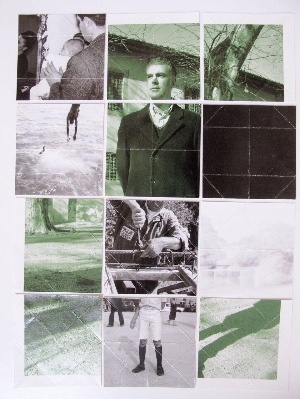 Alessandro Fruzzetti - Origami (Secondo