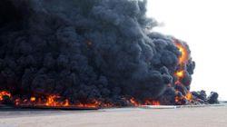 Libia, commando di terroristi fa saltare un oleodotto. A New York vola il prezzo del