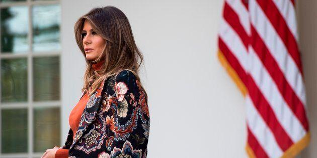 Melania ordina la rimozione della storica magnolia alla Casa Bianca. L'albero ha 200