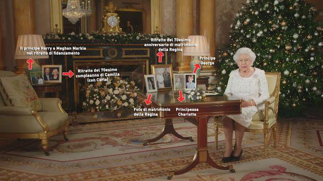 Sulla scrivania della Regina manca la foto di William e