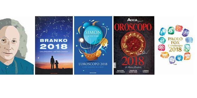 Oroscopo 2018, Paolo Fox, Branko, Simon & The Stars, Marco Pesatori, Rob Brezsny: le previsioni per l'anno