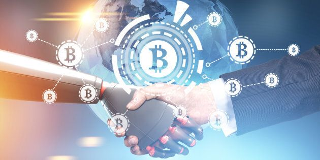 Economia 2017: la forza dei robot italiani e la crisi dei bitcoin (speriamo
