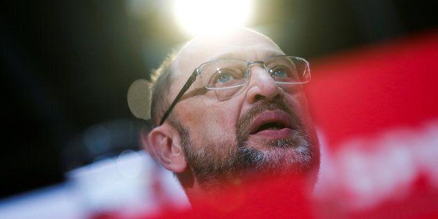 Steinmeier vede Schulz, pressing sul leader della Spd per formare un
