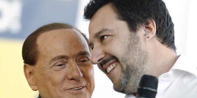 Silvio Berlusconi il moderato e Matteo Salvini il trumpista. Verso un'alleanza